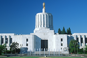 Oregon - State Capitol